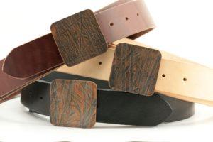 Prairie Grass belt buckles